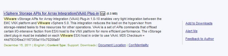 the emc nfs vaai plugin is out  grab it now   u2013 itzikr u0026 39 s blog