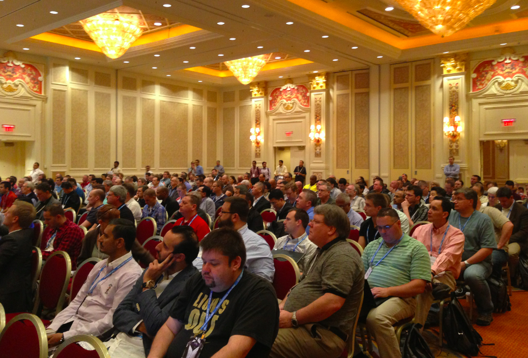 Reflections On EMC World 2013 – MY Flashy Prespective