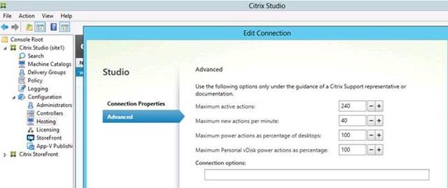 Reccomanded Practices When Using CITRIX XD7 PVS With EMC XtremIO