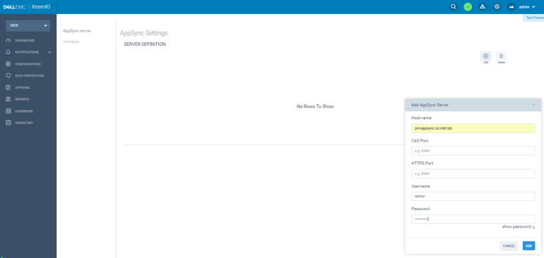 XtremIO 6 2 – Part 5, The XMS/AppSync Integration is now GA