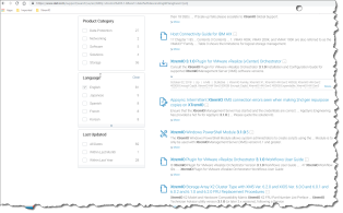 XtremIO 3 1 0 Plugin for VMware vRealize (vCenter