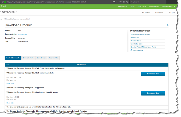 VMware SRM 8 2 is here with XtremIO SRA AND point in time failover